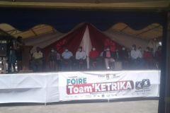 Foire Toam'Ketrika : Fihariana parmi les participants