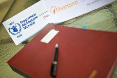 Signature de convention entre le PAM et Fihariana pour l'entrepreneuriat dans l'Anôsy et l'Androy