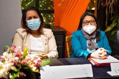 Signature de convention entre le MAEP, le MICA, l'ONUDI et Fihariana